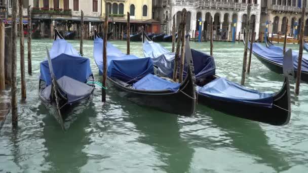 gondolák, Velence, Olaszország