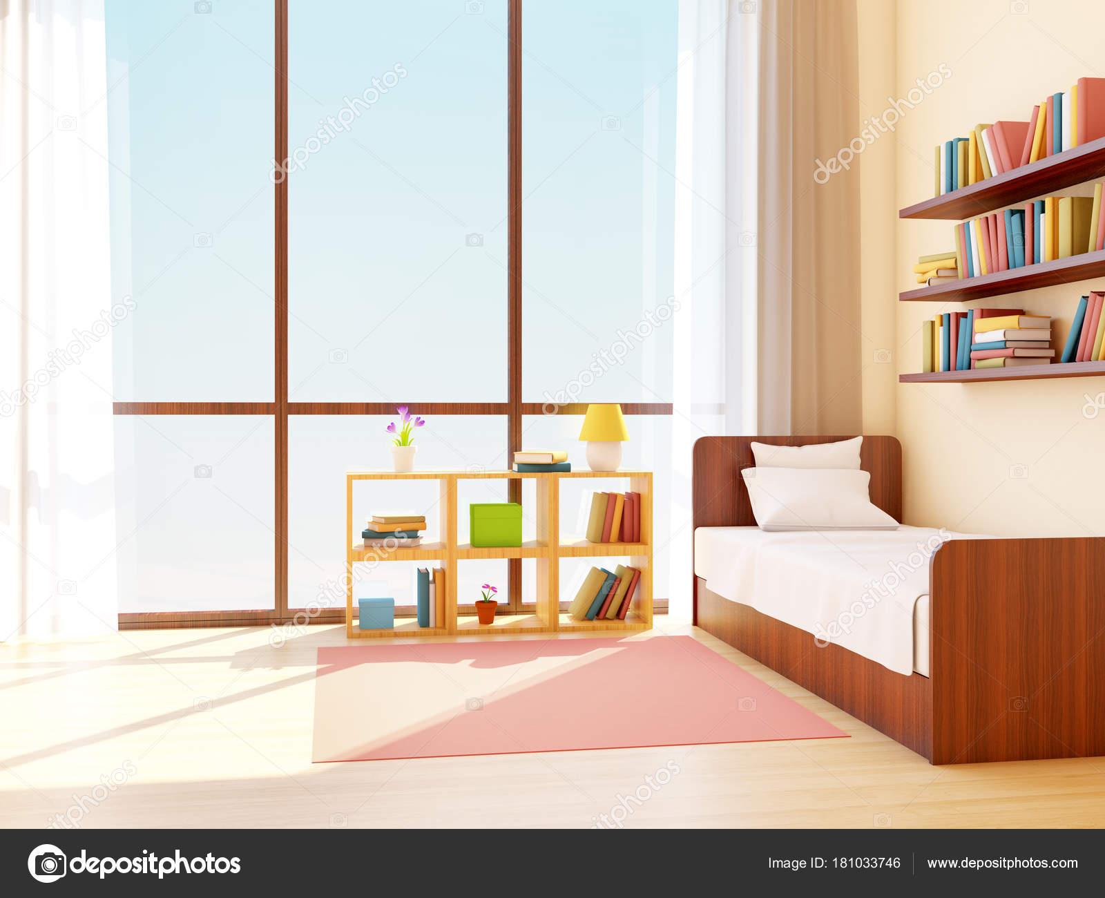 Japan teen bedroom