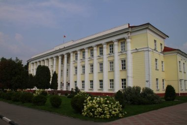Urban Architecture: Polotsk regional executive committee