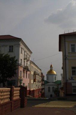 Urban Design: Cross Street. Belarus, Polotsk