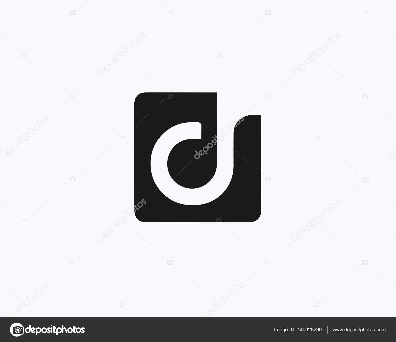 Letter d logo design abstract logo icon design template stock letter d logo design abstract logo icon design template stock photo thecheapjerseys Image collections