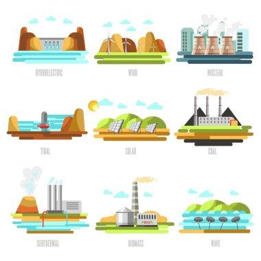 Set of modern industrial technology
