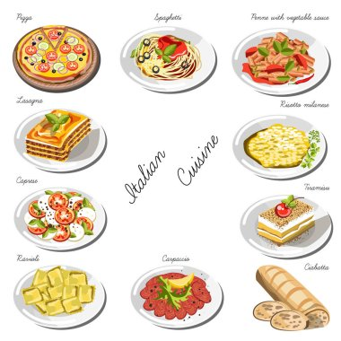 Food with minerals icon