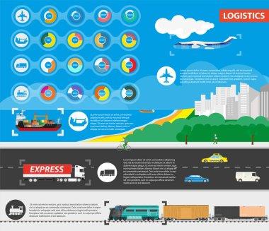Logistics Gradual Concept