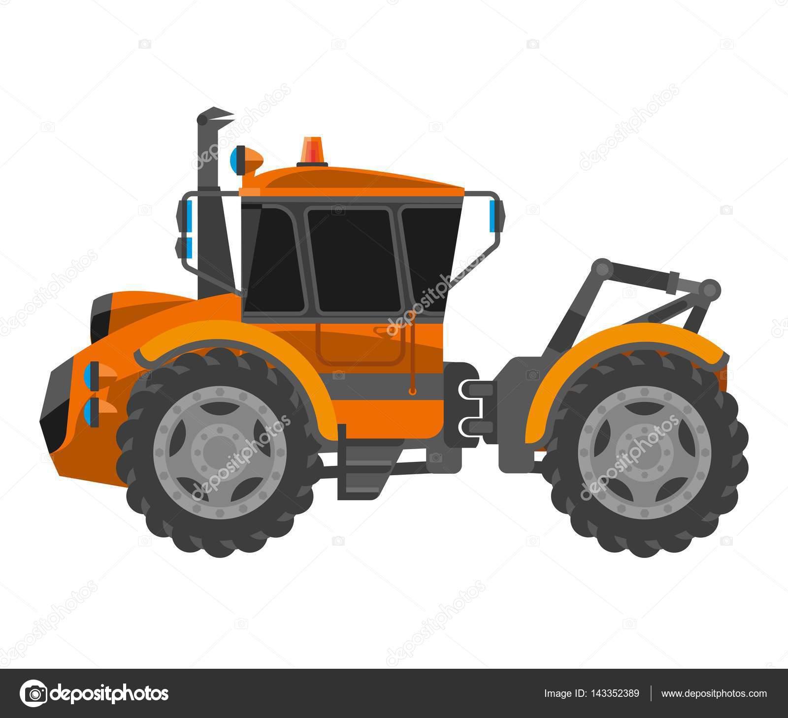 Máquina excavadora para la construcción — Archivo Imágenes ...