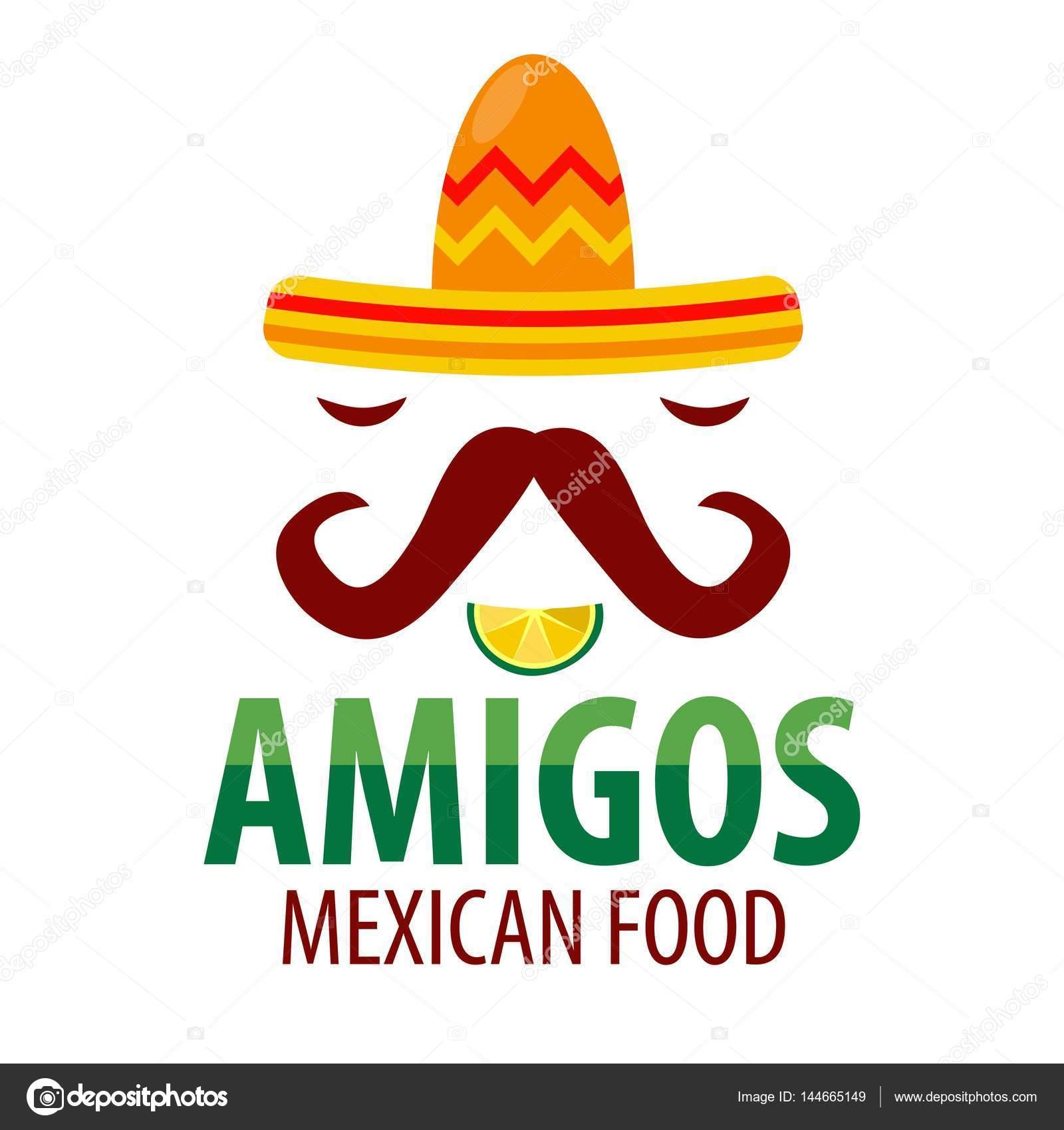 Mexican Food Restaurant Logo Stock Vector C Sonulkaster 144665149