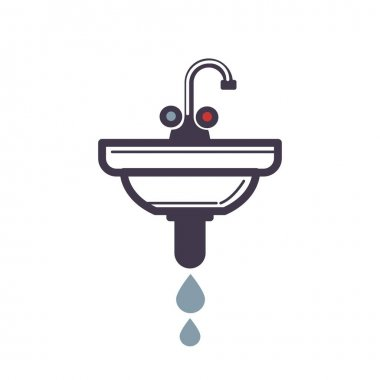 driping sink icon