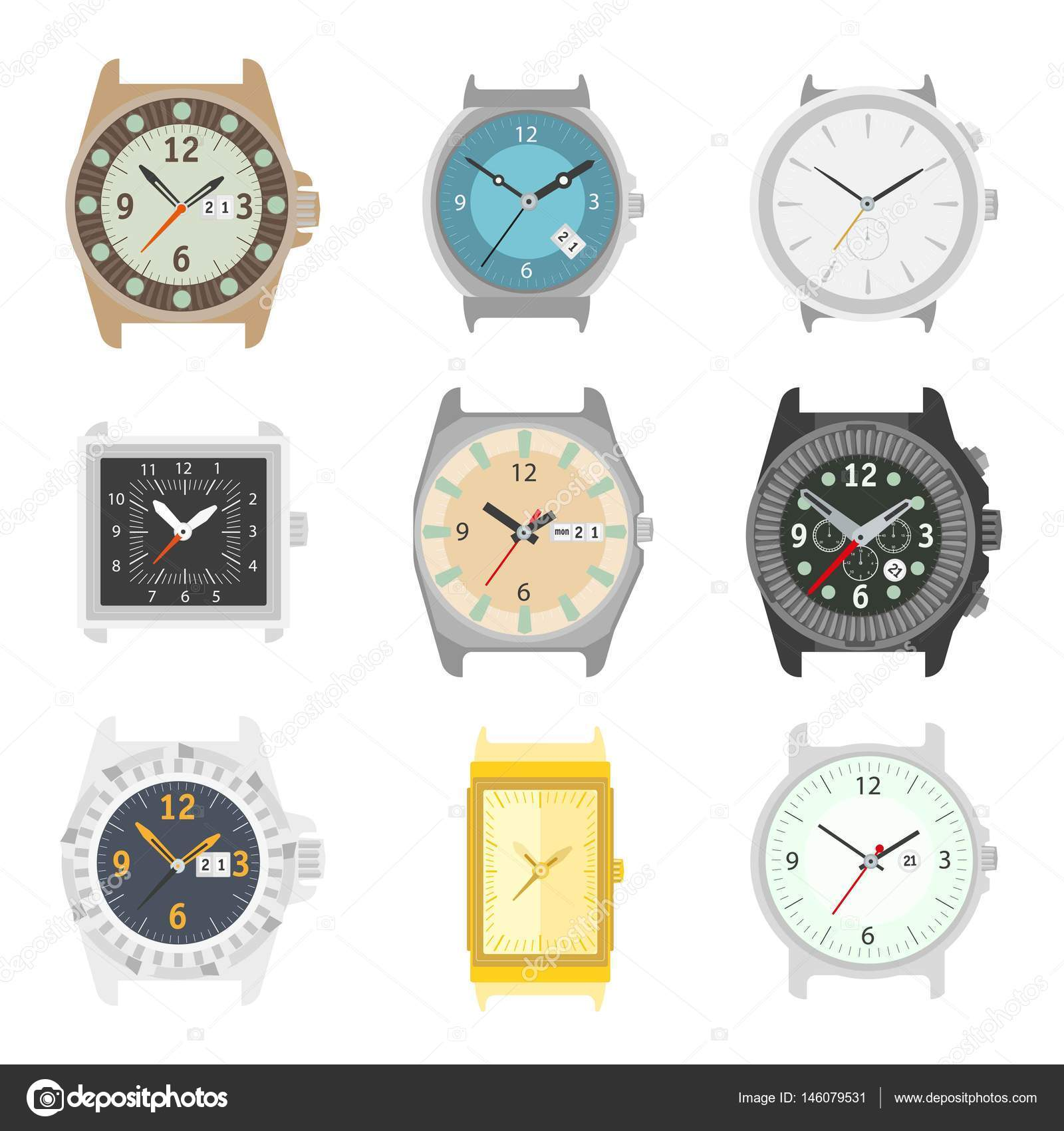Watches In Stock