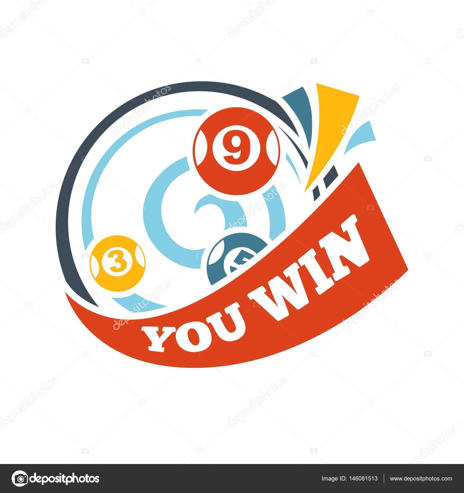 Logo de Lotería Bingo lotto — Vector de stock © Sonulkaster #146081513