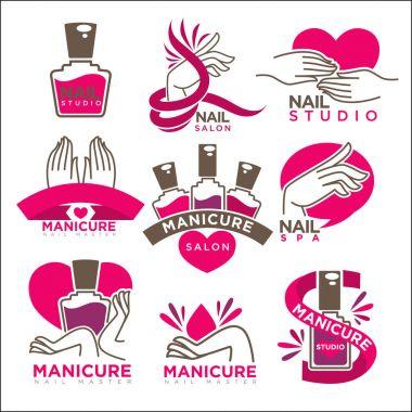 Manicure salon and nails care studio