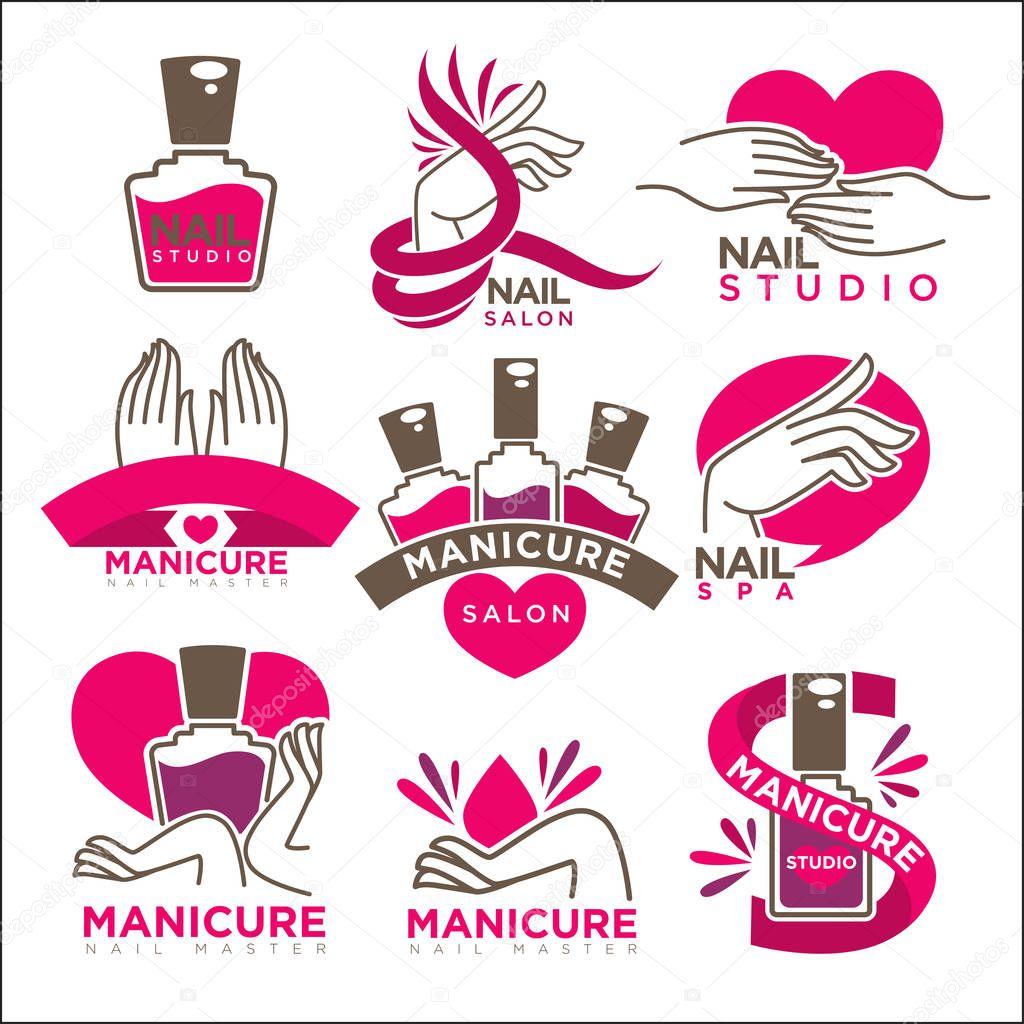 Estudio De Manicura Salon Y Uñas