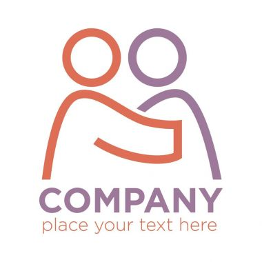 Charity or business insurance company label