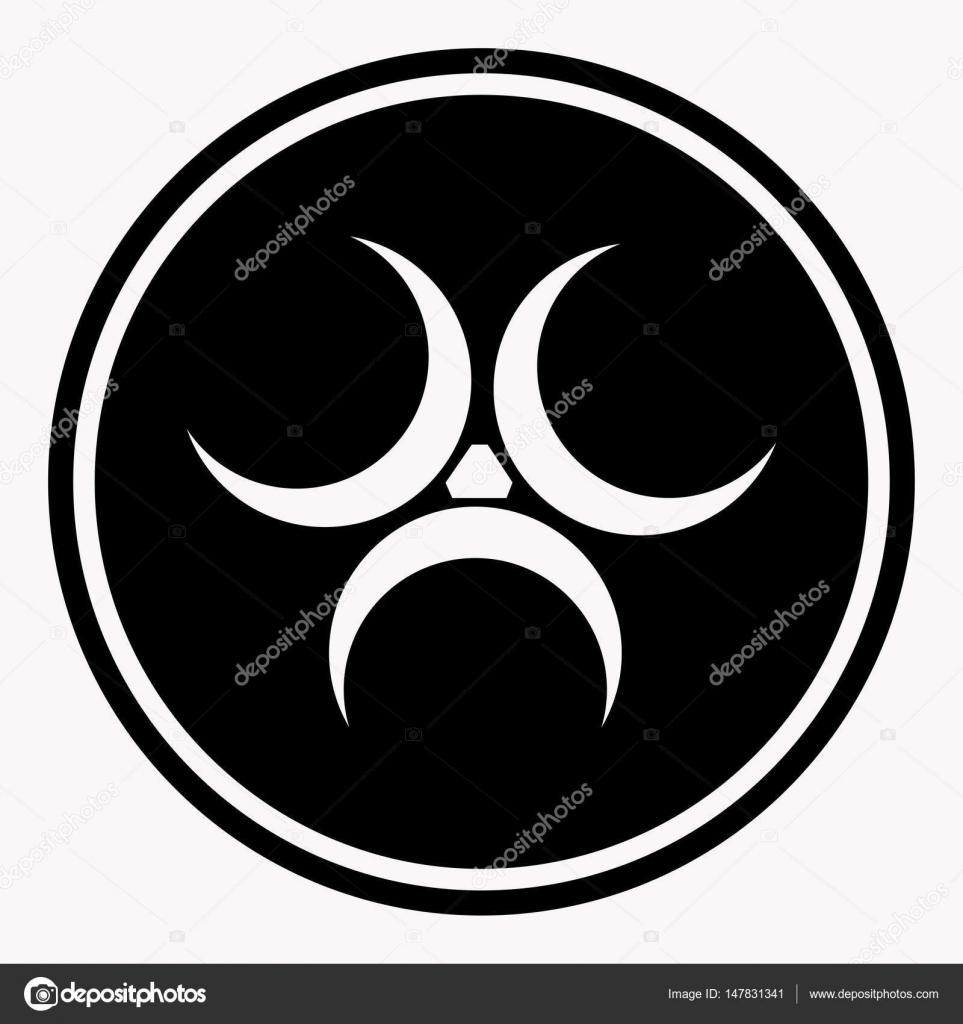 Biological hazard symbol stock vector sonulkaster 147831341 biological hazard symbol stock vector biocorpaavc Images