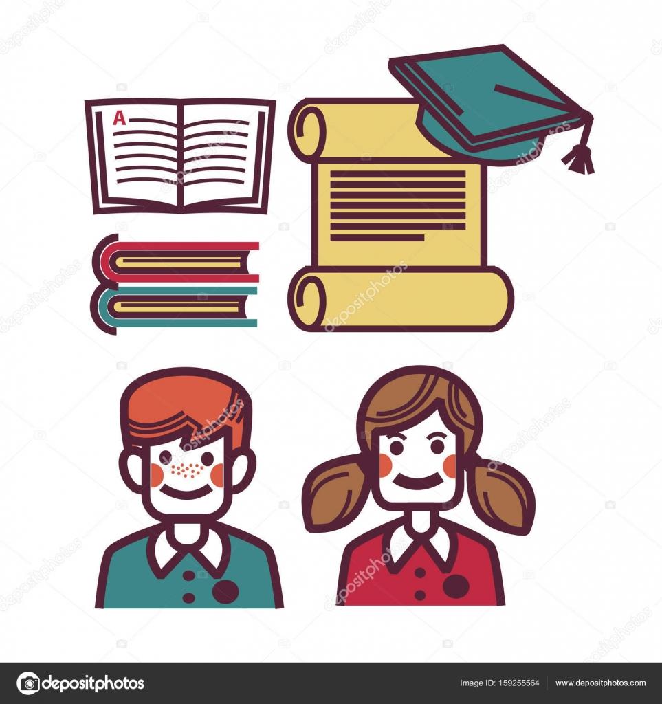 de school mannelijk of vrouwelijk