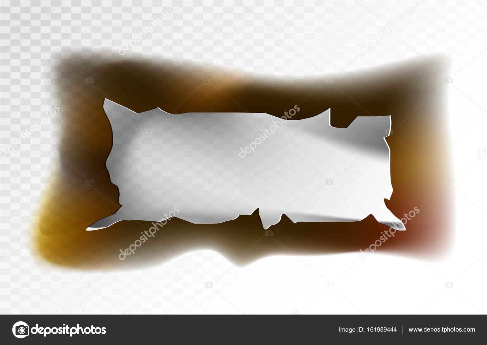 抽象的な焦げた穴テクスチャ ストックベクター Sonulkaster 161989444