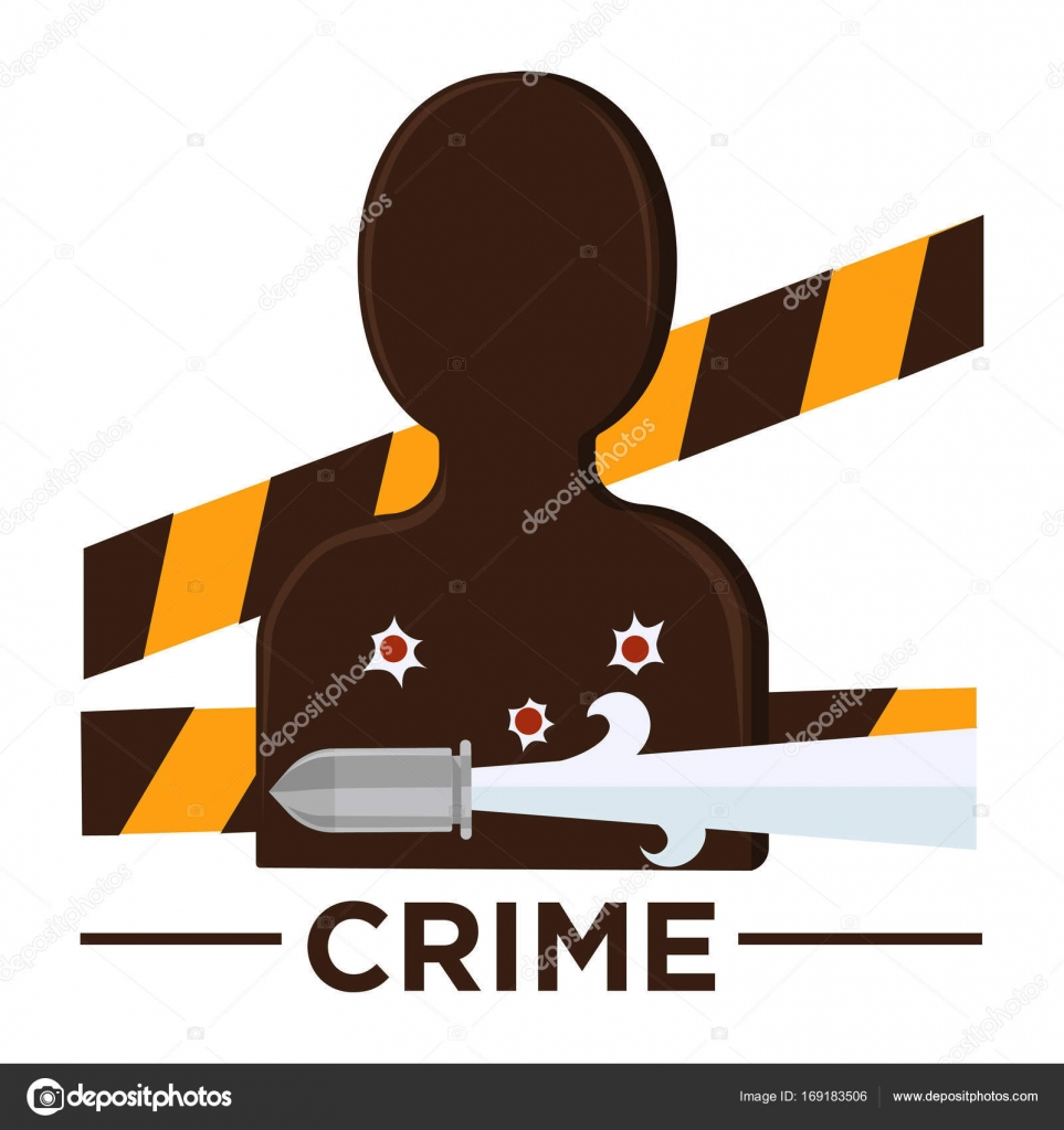 Movie crime genre icon stock vector sonulkaster 169183506 movie crime genre icon with bullet and bullet wounds symbols for cinema or channel movie genre tag vector by sonulkaster biocorpaavc