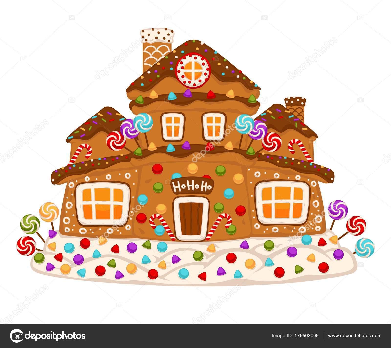 Imagenes De Galletas De Navidad Animadas.Imagenes Casas De Jengibre Animadas Casa Galleta Jengibre