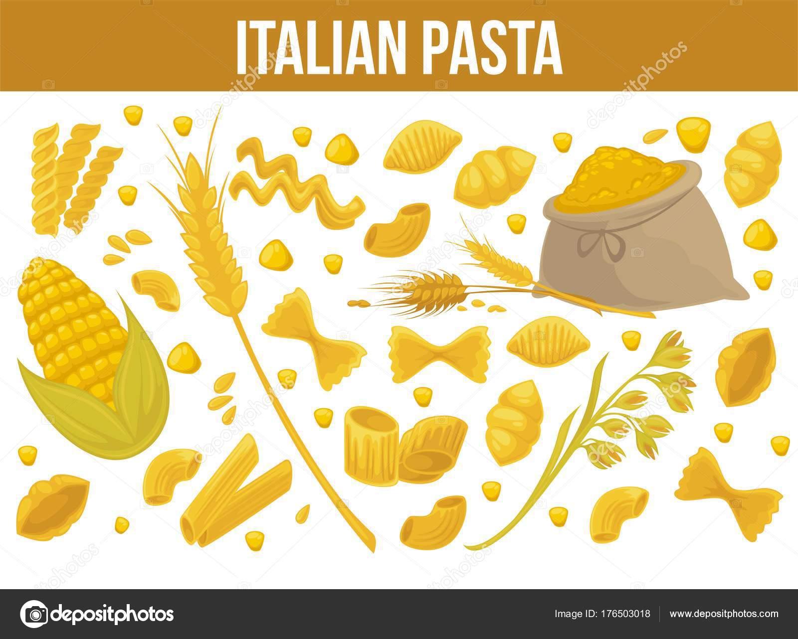 Poster Pasta Ristorante Cucina Maccheroni Spaghetti Cibo Italiano ...