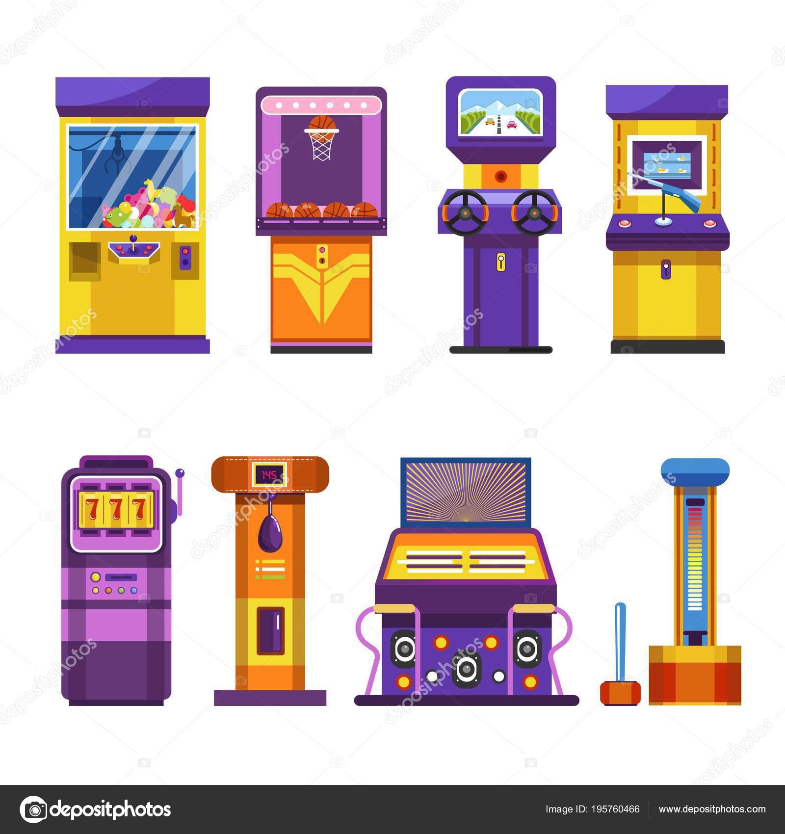 Игра сделать автоматы