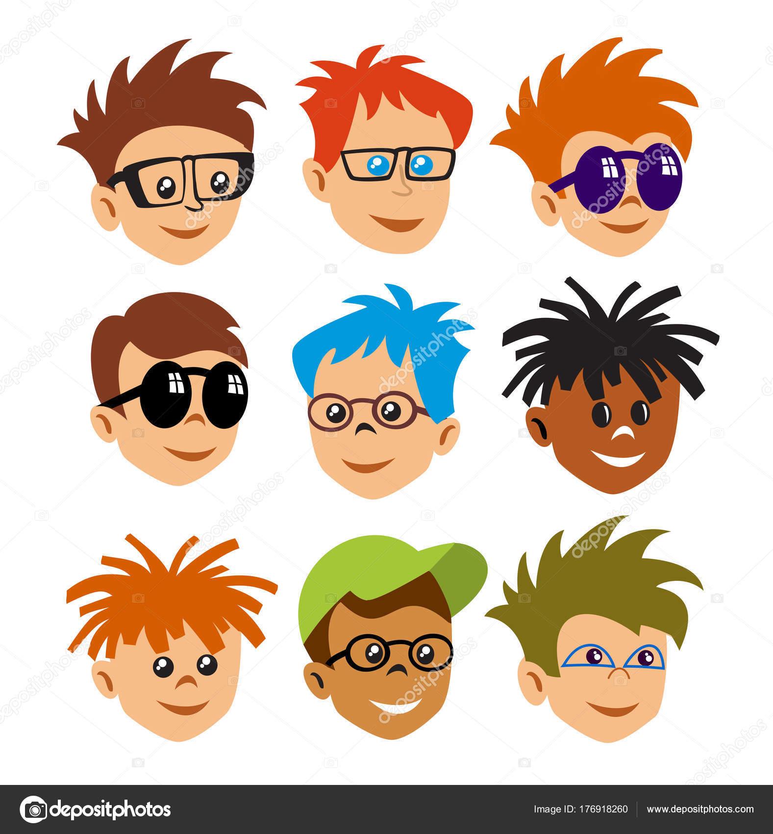Emoji Emoticon Expression Stock Vector Alexzel21 176918260