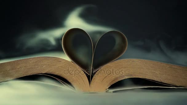 füst alatt nyitott könyv oldalak