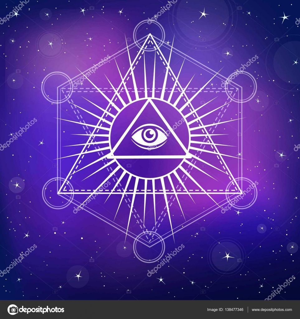 Eye of providence all seeing eye inside triangle pyramid esoteric all seeing eye inside triangle pyramid esoteric symbol sacred geometry buycottarizona Image collections
