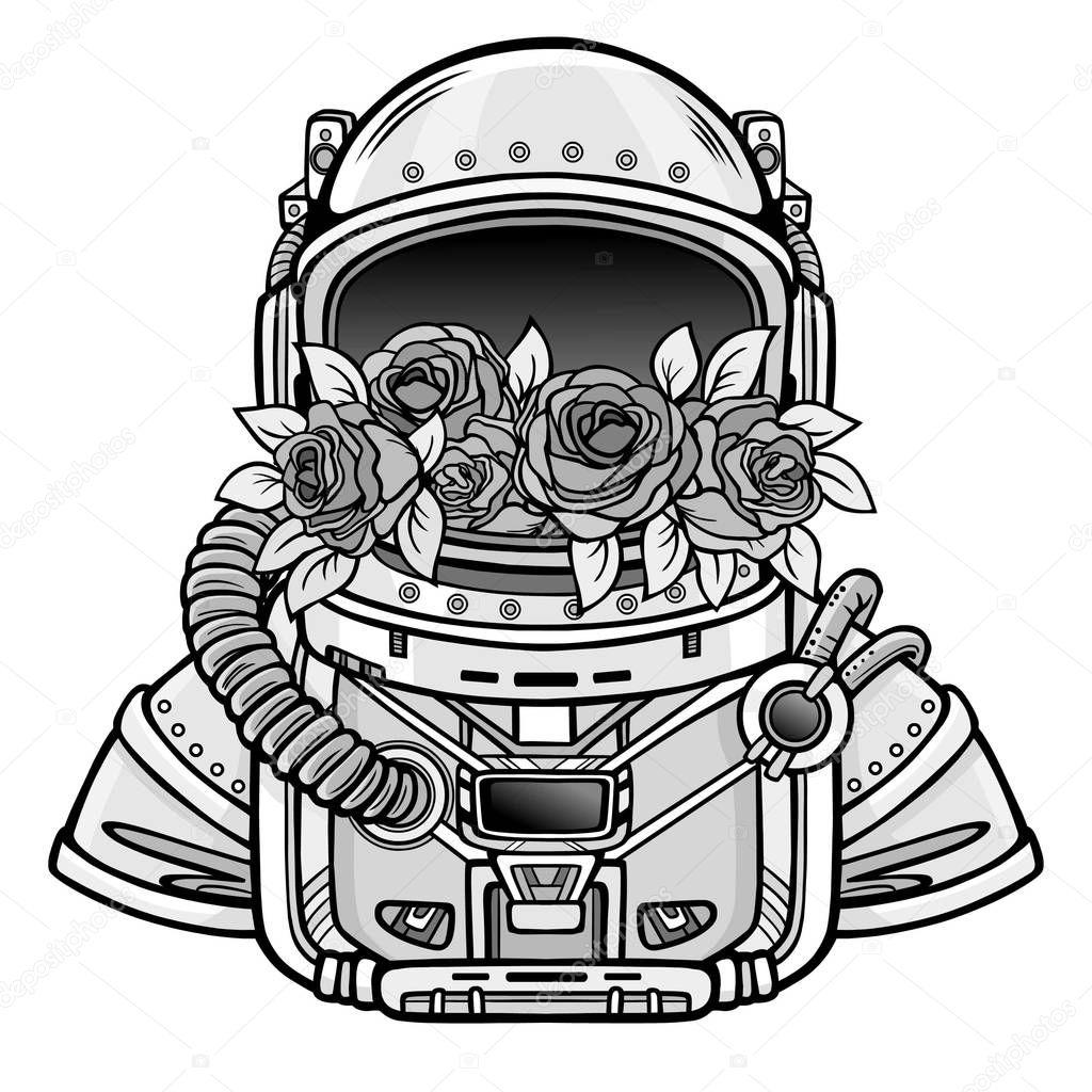 dekker astronaut space helmet - photo #30