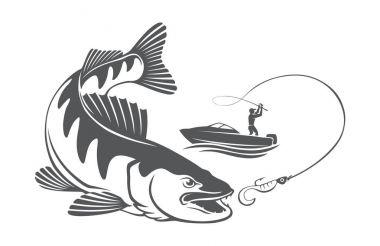 zander fish icon