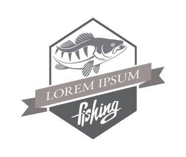 fish logo zander