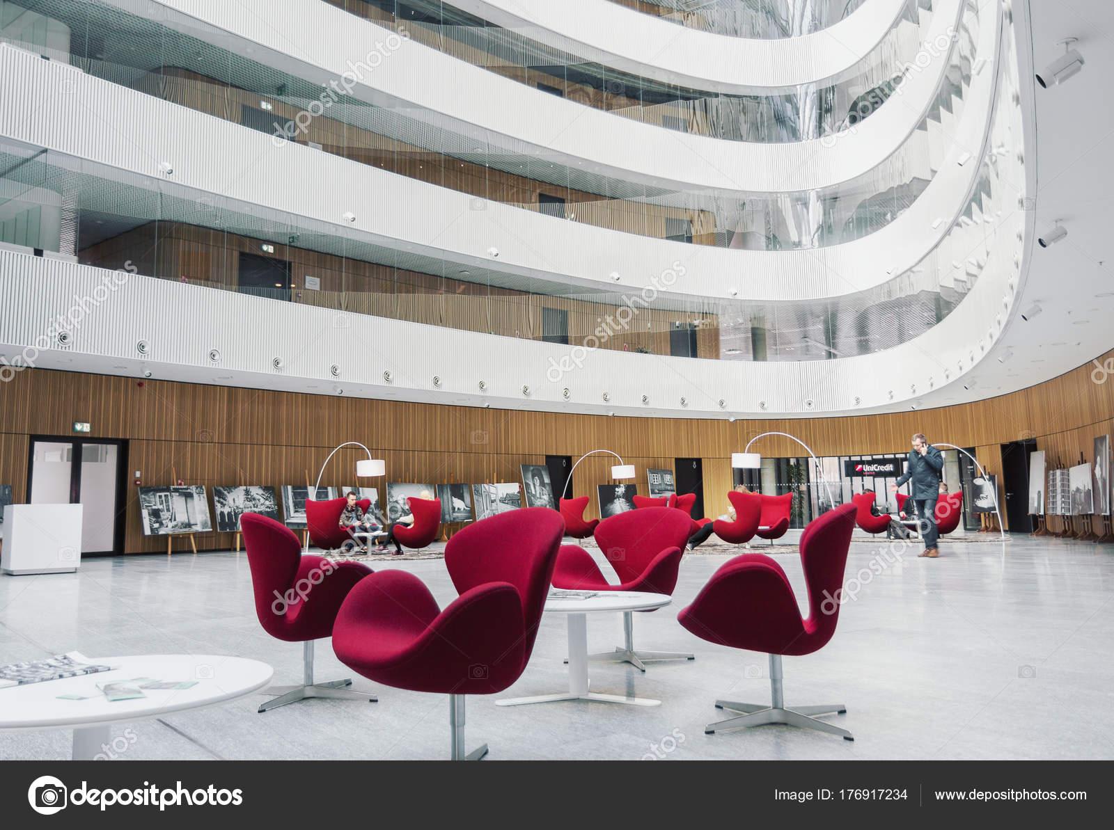 Innenarchitektur Halle modernes business center warten halle innenarchitektur