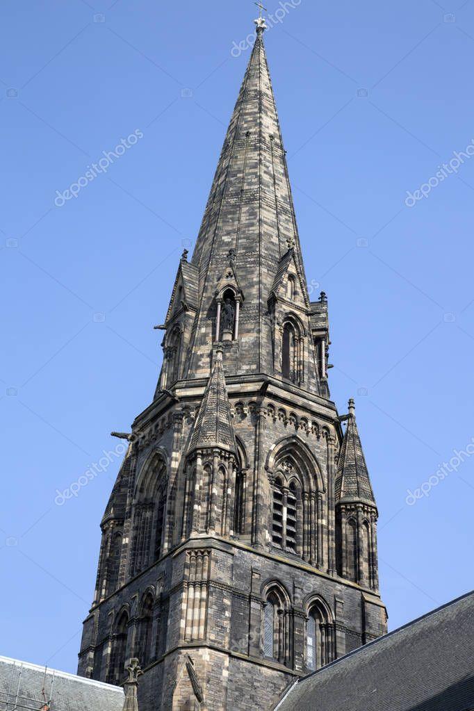 Iglesia de la Catedral Episcopal de Santa María, Edimburgo ...