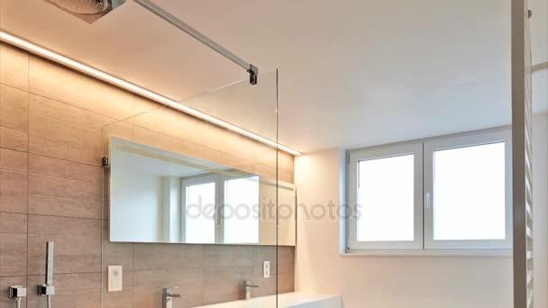 Luxusní moderní koupelny a bytu