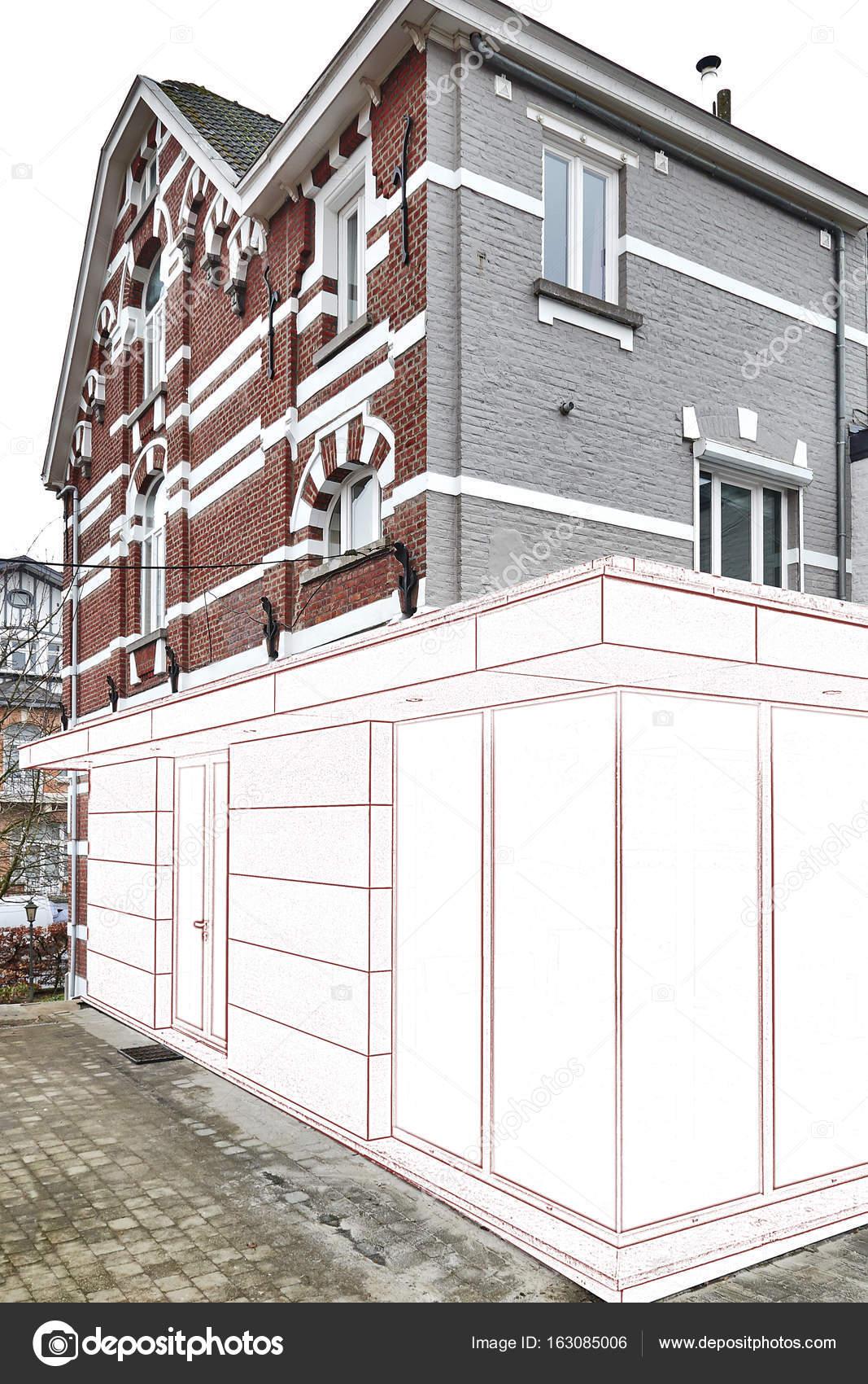 Progetto casa moderna nuova costruzione cheap un progetto for Progetto ville moderne nuova costruzione