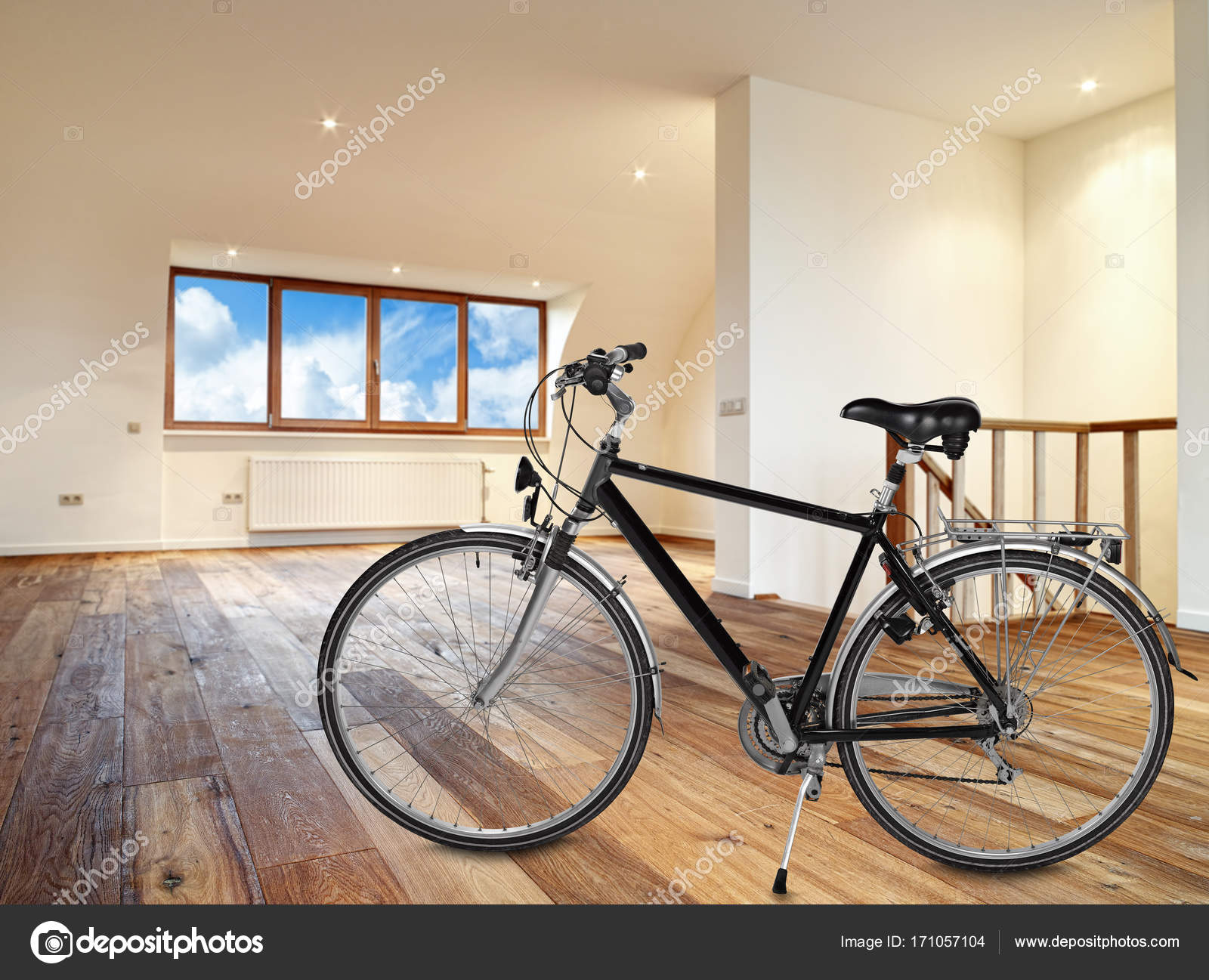 Meno di euro per trasformare qualsiasi bici in una bicicletta