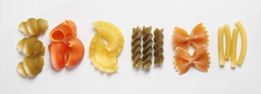 dry pasta view