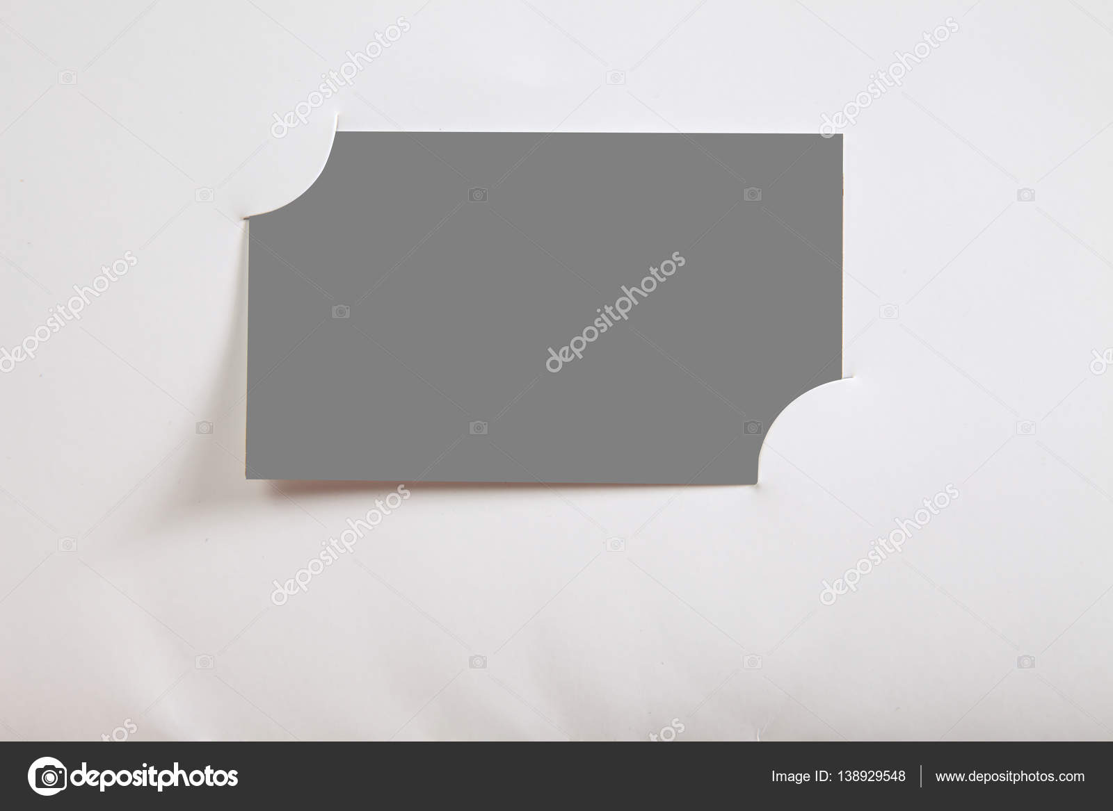 Document holder with die cut stock photo eskaylim 138929548 business tool document holder with die cut for name card photo by eskaylim reheart Image collections