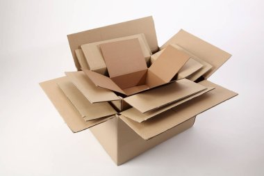 delivery cardboard boxes