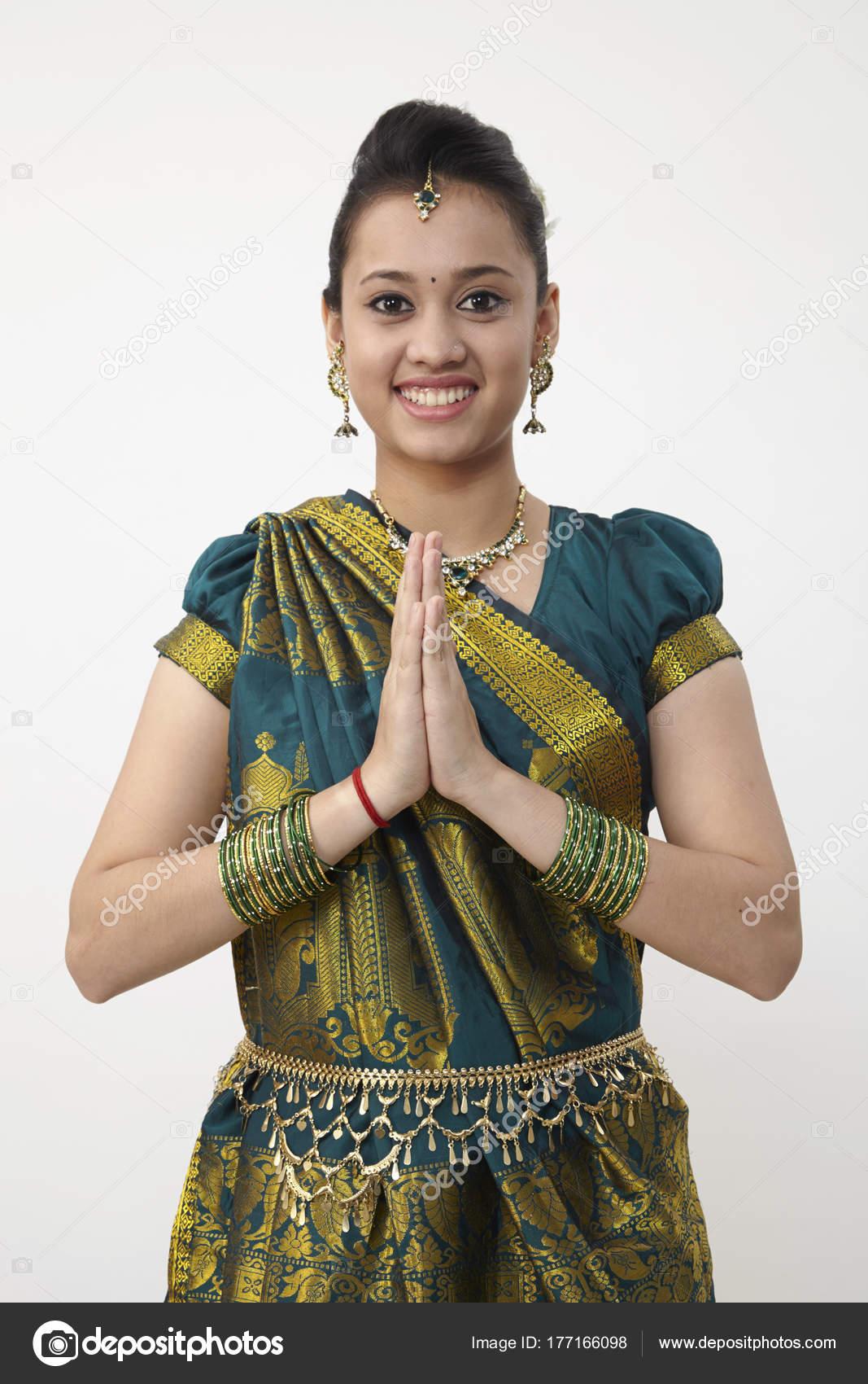 Malajská indická dívka
