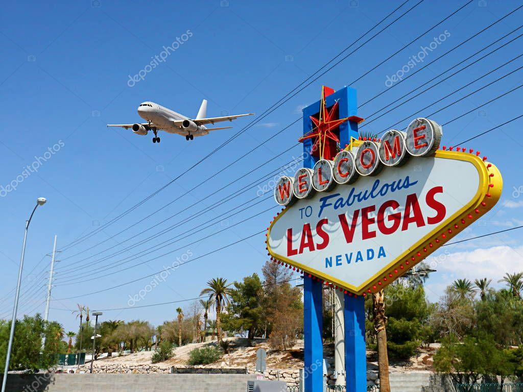 Flugzeit Nach Las Vegas