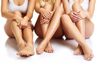 Picture of female legs