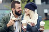 Piyoung couple dating in the city
