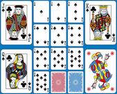 Fényképek Klubok Suite játékkártya francia stílus