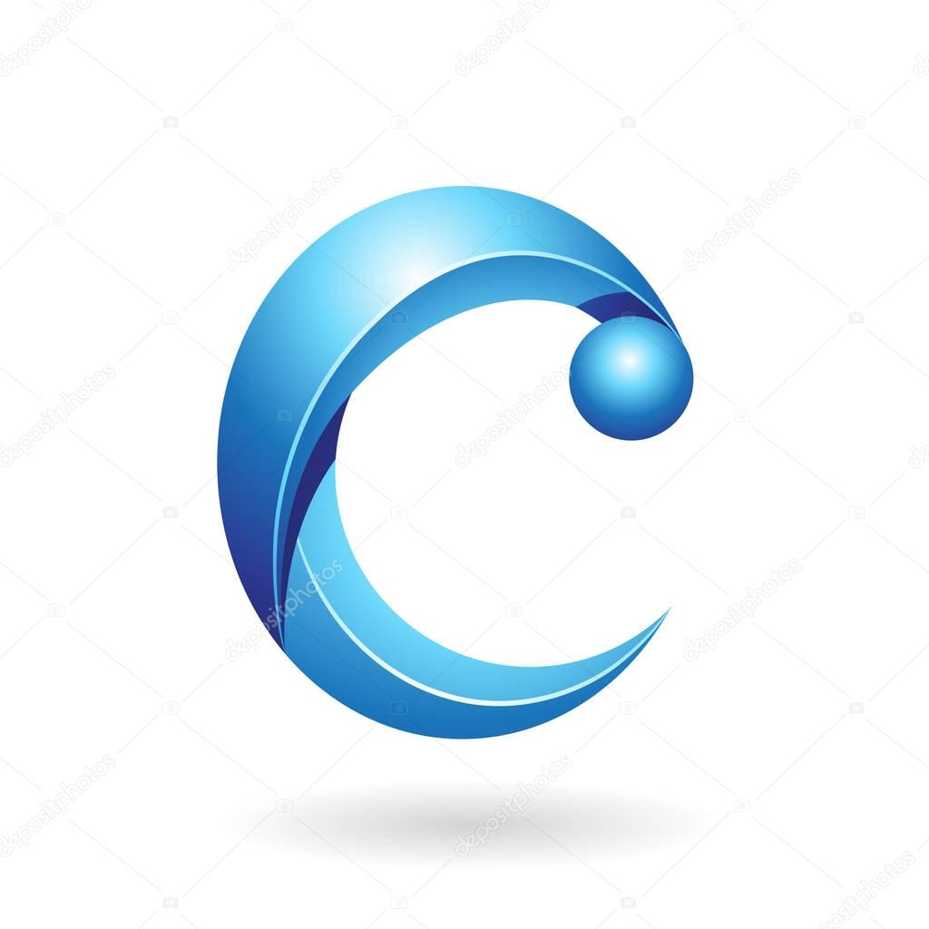 Abstract symbol of letter c stock vector cidepix 130175384 abstract symbol of letter c stock vector biocorpaavc Images