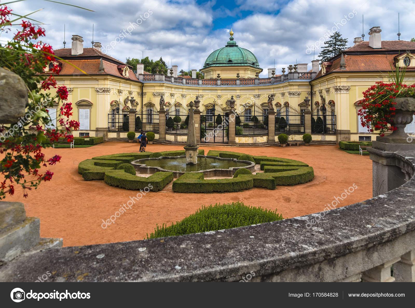 Buchlovice Castle in Moravia — Stock Photo © Stavrida #170584828