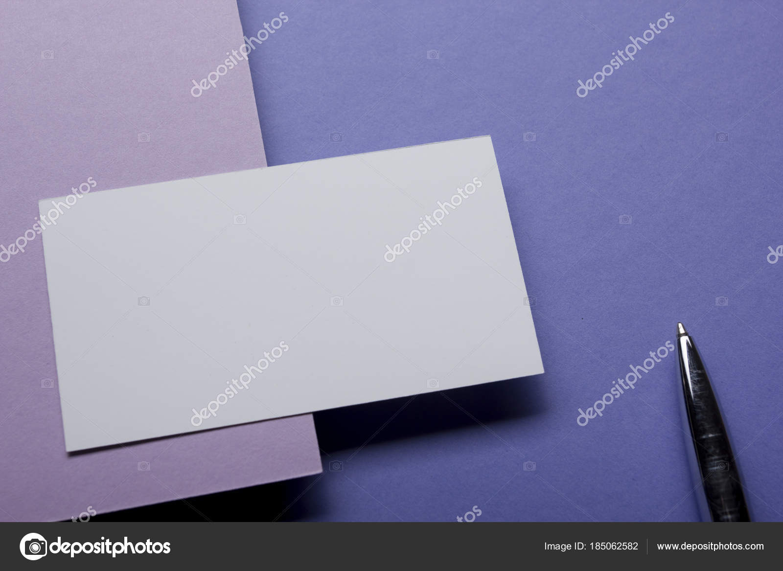 Business cards mockup on color background flat lay copy space for business cards mockup on color background flat lay copy space for text stock colourmoves Image collections
