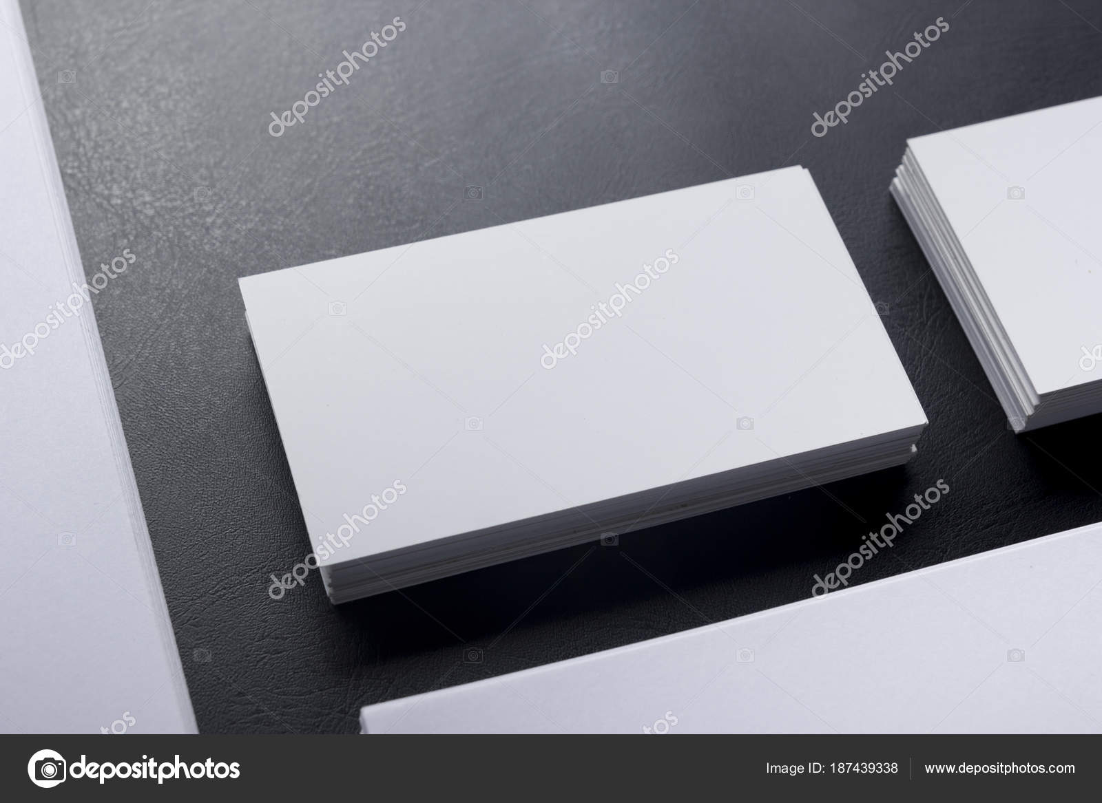 Business Cards Mockup On Color Background Flat Lay Copy Space For Text Photo By Perhapzz