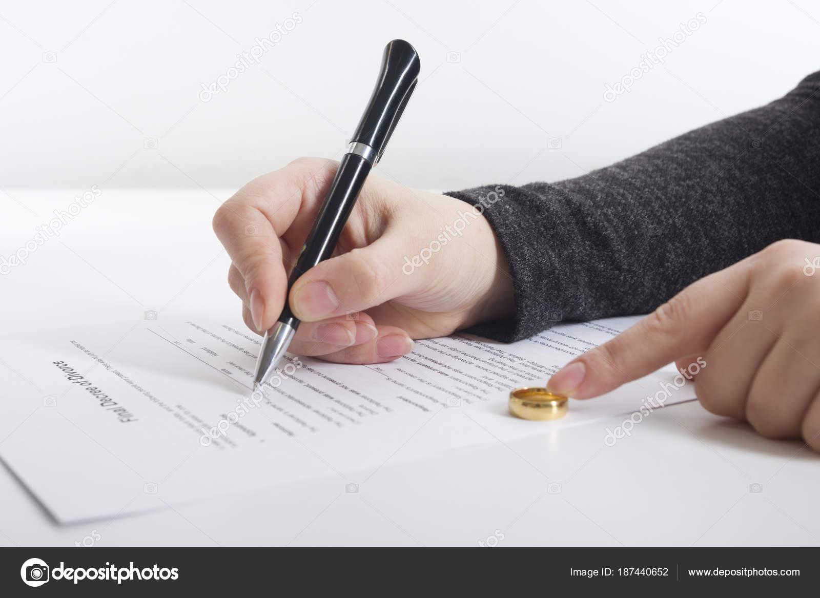 Boşanma için gerekli belgeler