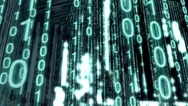 Pozadí binárního kódu