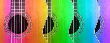 Musical instrument background