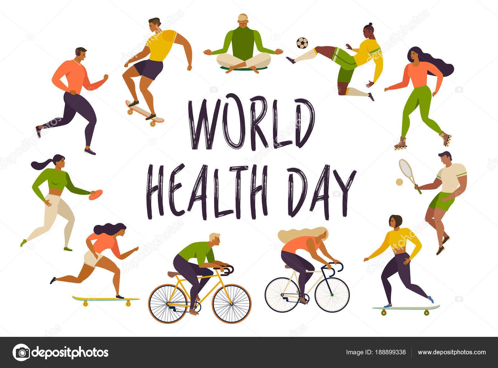 Giornata Mondiale Della Salute Stile Di Vita Sano Pattini A